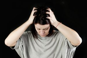 Women Stressed Out