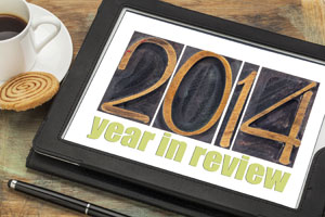 Year 2014 in Review