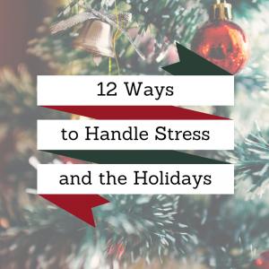 12-ways-to-handle-stress