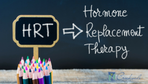 Hormone Replacement Therapy: What is it and is it Right For Me?
