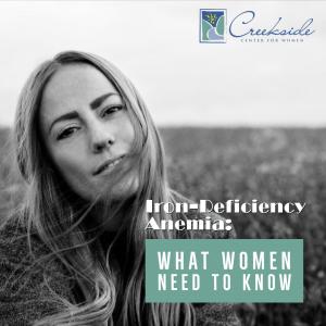 iron-deficiency, anemia, causes, treatment, symptoms, women, health